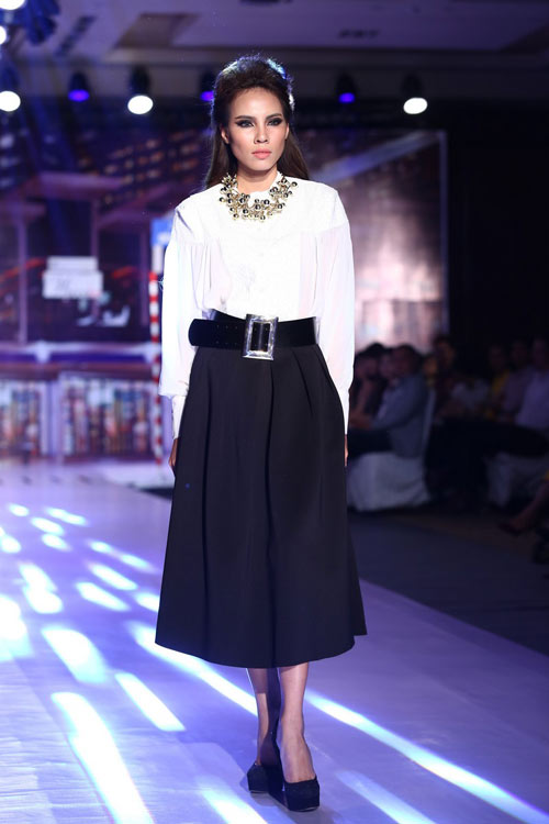 Vũ Thu Phương gợi ý chọn váy áo mùa Hè - 10