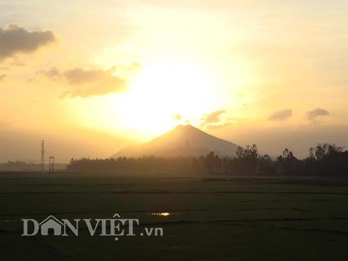 Bình minh trên núi mắng Trời ở Bình Định - 2