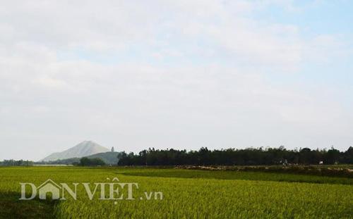 Bình minh trên núi mắng Trời ở Bình Định - 1