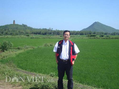 Bình minh trên núi mắng Trời ở Bình Định - 10