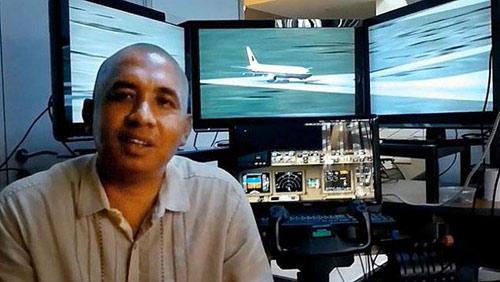 Cơ trưởng MH370 đã tập hạ cánh xuống Ấn Độ Dương - 1