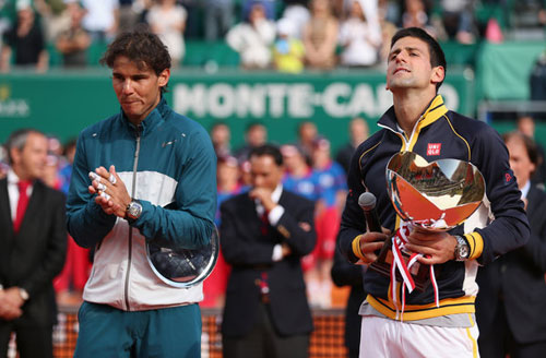 Federer, Murray không dự Monte-Carlo Masters - 2