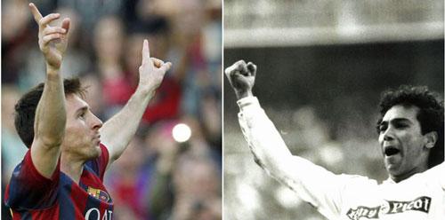Messi và El Clasico: Chờ kỷ lục ở Bernabeu - 1