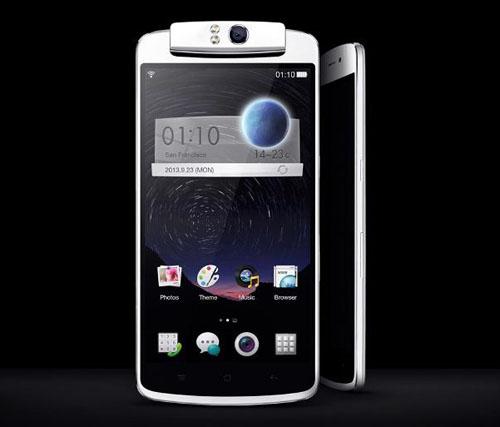 Oppo N1 phiên bản thu nhỏ sắp ra mắt - 1