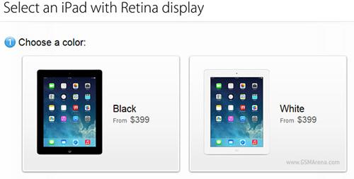 """iPad 2 chính thức bị """"khai tử"""", đôn iPad 4 lên thay - 3"""
