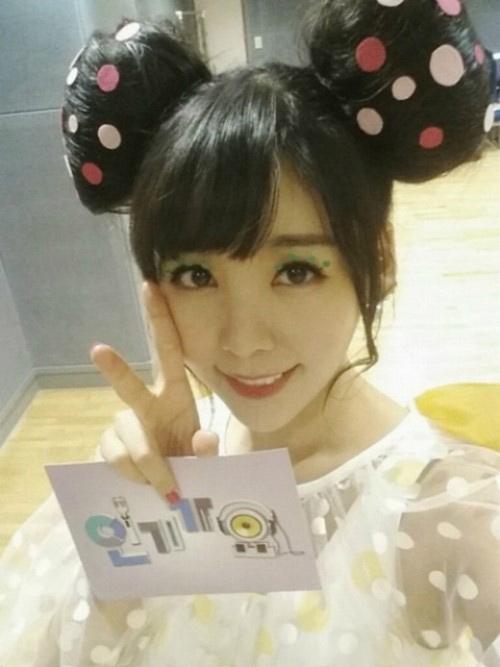 Cô bé 3 tuổi gây sốt màn ảnh Hàn - 15