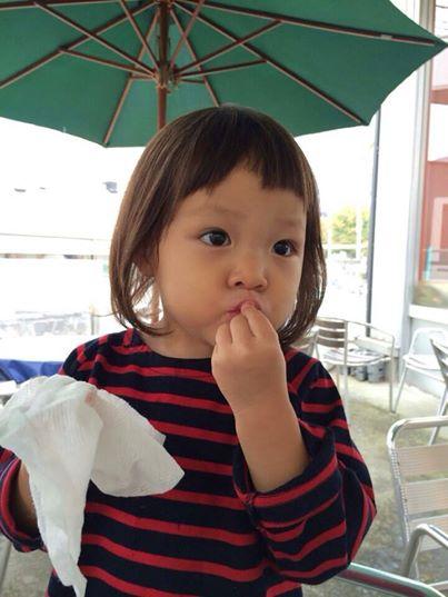 Cô bé 3 tuổi gây sốt màn ảnh Hàn - 8