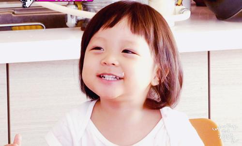 Cô bé 3 tuổi gây sốt màn ảnh Hàn - 2