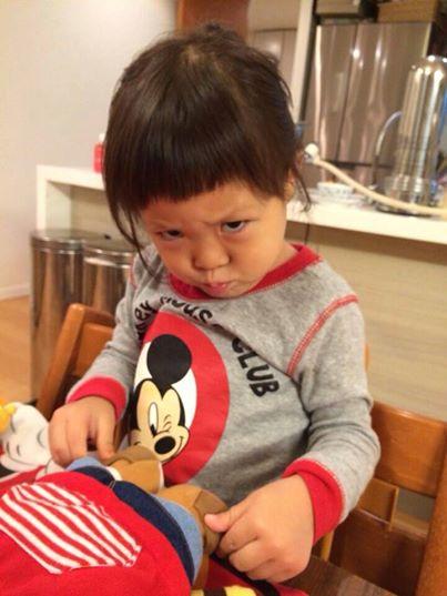 Cô bé 3 tuổi gây sốt màn ảnh Hàn - 5