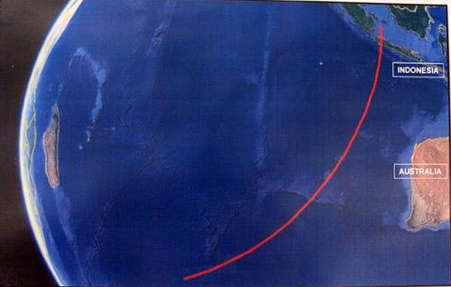Tìm kiếm MH370 tới tận cùng Ấn Độ Dương - 1