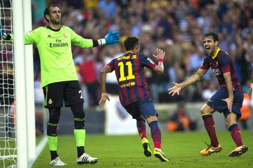 El Clasico: Neymar và canh bạc của Tata - 1
