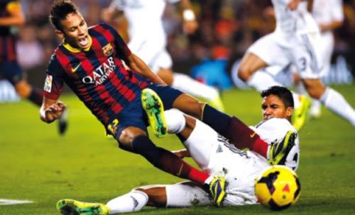 El Clasico: Neymar và canh bạc của Tata - 2