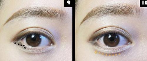 Đôi mắt đẹp với tông màu nude - 5