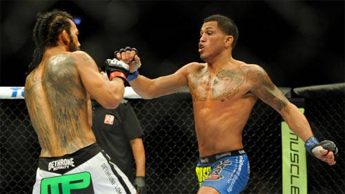 """UFC: Pettis muốn hạ KO """"bịt miệng"""" đối thủ - 1"""