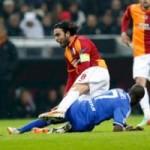 """Bóng đá - Các pha """"đốn giò"""" Chelsea gặp Galatasaray"""