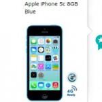 iPhone 5C phiên bản 8GB giá vẫn đắt
