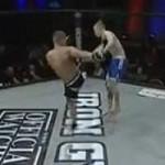 Thể thao - Kỷ lục knock-out 1 giây trên sàn MMA