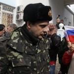 Tin tức trong ngày - Lực lượng thân Nga chiếm căn cứ hải quân Ukraine