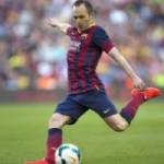 Bóng đá - Iniesta nã đại bác top 5 V28 Liga