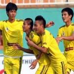 Bóng đá - Chung kết giải U19: SLNA đấu Hà Nội.T&T