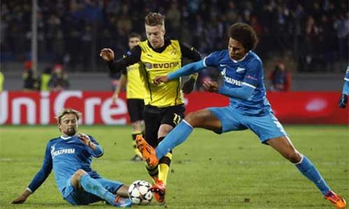 Dortmund - Zenit: Nỗ lực hết mình - 1