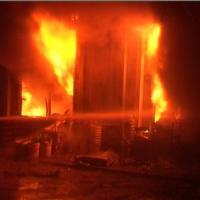 Công an 4 tỉnh chữa cháy chợ Phố Hiến
