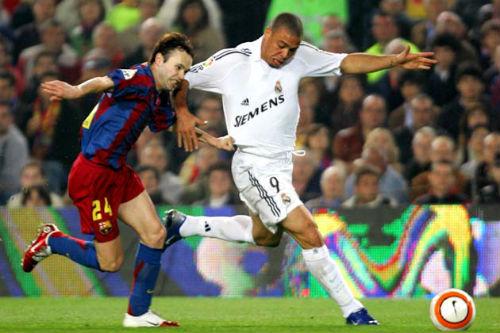 """Real-Barca rực lửa: Ro béo & """"vũ khí"""" siêu hạng (P2) - 1"""