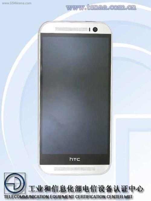 HTC One 2014 chỉ có màn hình Full HD - 1