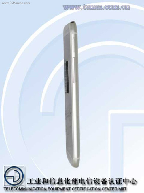HTC One 2014 chỉ có màn hình Full HD - 3