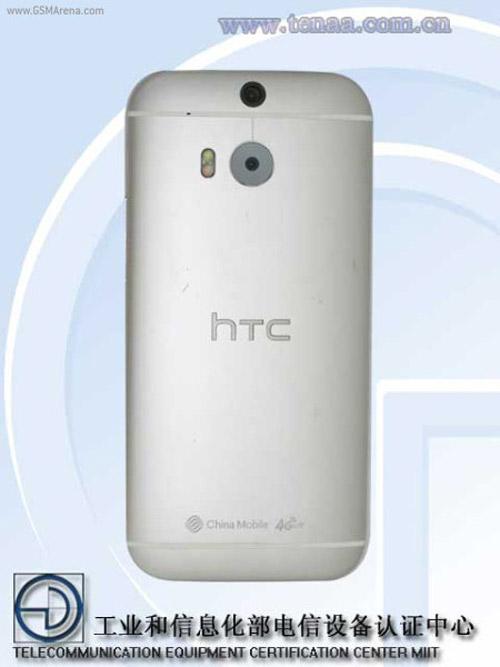 HTC One 2014 chỉ có màn hình Full HD - 2