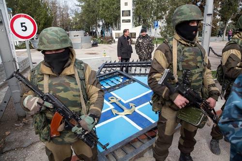 Mỹ không đưa quân vào can thiệp ở Crimea - 2