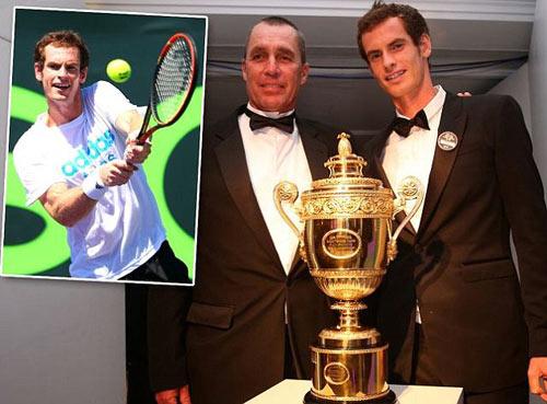 Murray - Lendl: Đóng lại để mở ra - 2