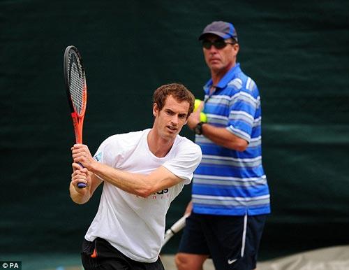 Murray - Lendl: Đóng lại để mở ra - 1