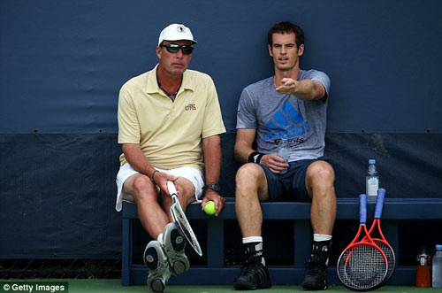 Murray - Lendl: Đóng lại để mở ra - 4