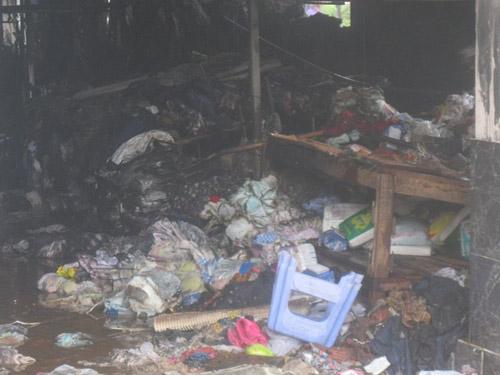 Cháy chợ Phố Hiến: Cứu hỏa đến chậm? - 7