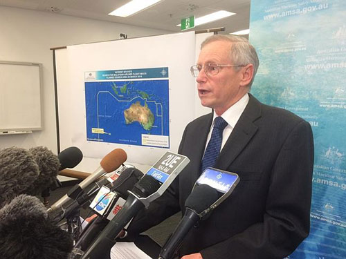 Vụ MH370: Úc phát hiện mảnh vỡ dài 24m trên biển - 2