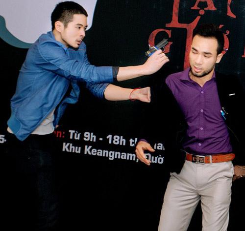 Hotboy 9X đổ bộ phim đồng tính Việt - 19