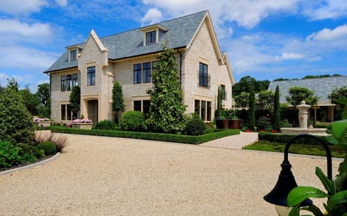 Những ngôi nhà triệu bảng được rao bán - 9
