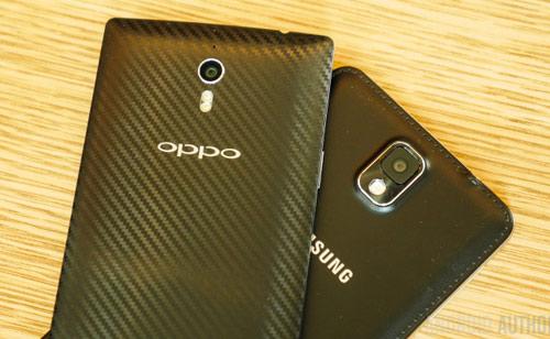 Oppo Find 7 vs Galaxy Note 3: Kẻ tám lạng, người nửa cân - 1