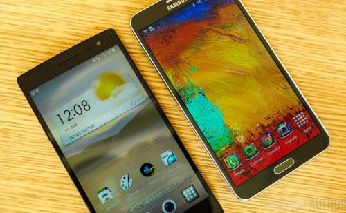 Oppo Find 7 vs Galaxy Note 3: Kẻ tám lạng, người nửa cân - 4
