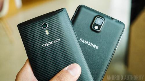 Oppo Find 7 vs Galaxy Note 3: Kẻ tám lạng, người nửa cân - 8