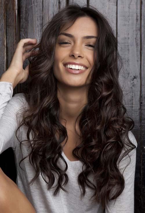 Bật mí bí mật của mái tóc bóng khỏe - 1