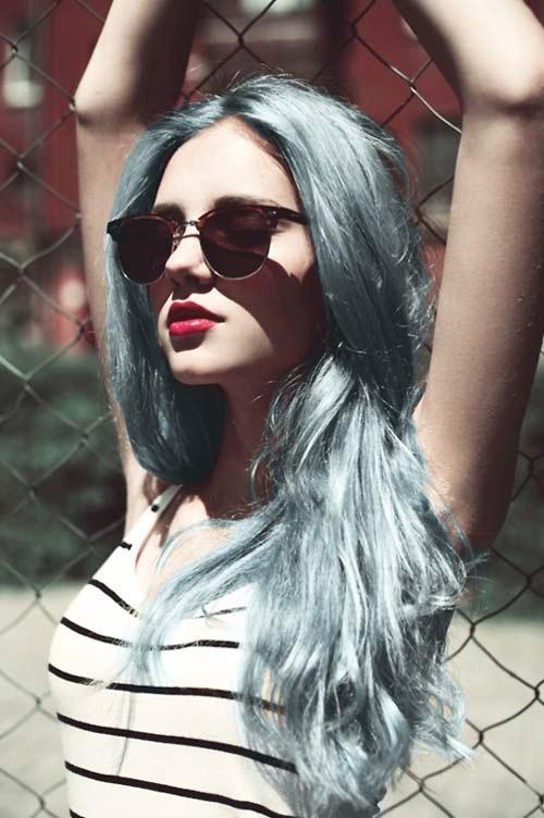 Bật mí bí mật của mái tóc bóng khỏe - 2
