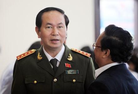 Bộ Công an đề nghị có hai Đại tướng - 1