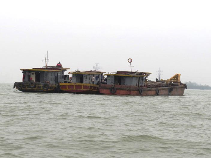 Tai nạn tàu biển liên tiếp vì sương mù dày đặc - 1