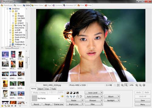 Biến tấu ảnh cực đẹp cho dân tay mơ với PhotoScape - 2