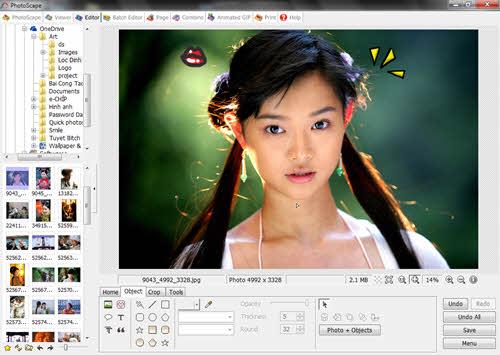 Biến tấu ảnh cực đẹp cho dân tay mơ với PhotoScape - 3