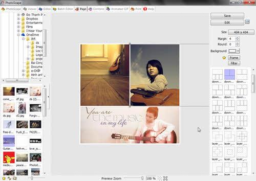 Biến tấu ảnh cực đẹp cho dân tay mơ với PhotoScape - 4
