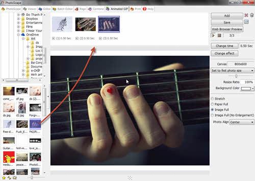 Biến tấu ảnh cực đẹp cho dân tay mơ với PhotoScape - 5