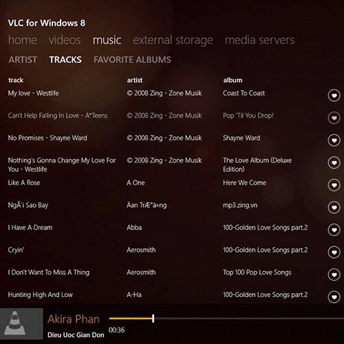 VLC ra mắt phiên bản mang giao diện Modern UI - 2